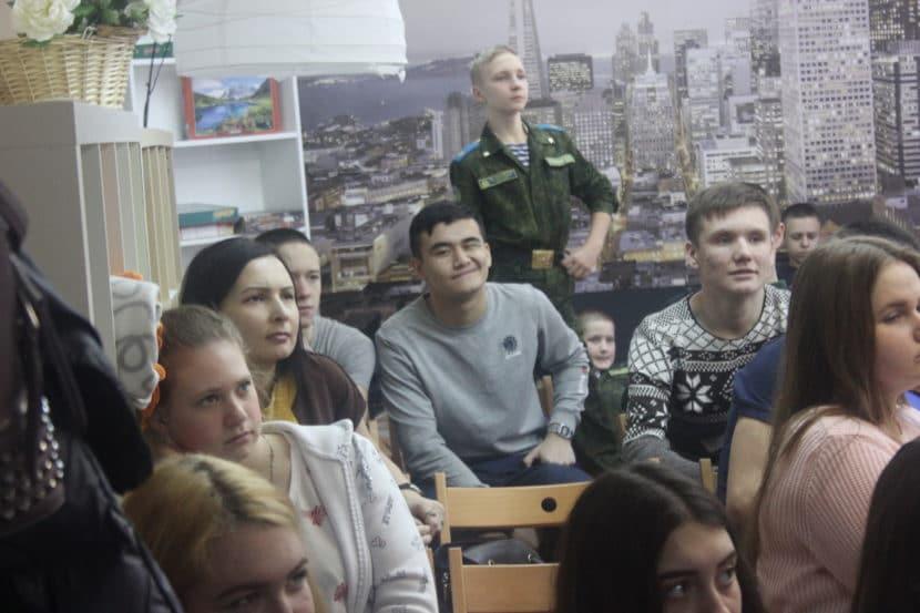 В городе Шарыпово прошла Школа КВН