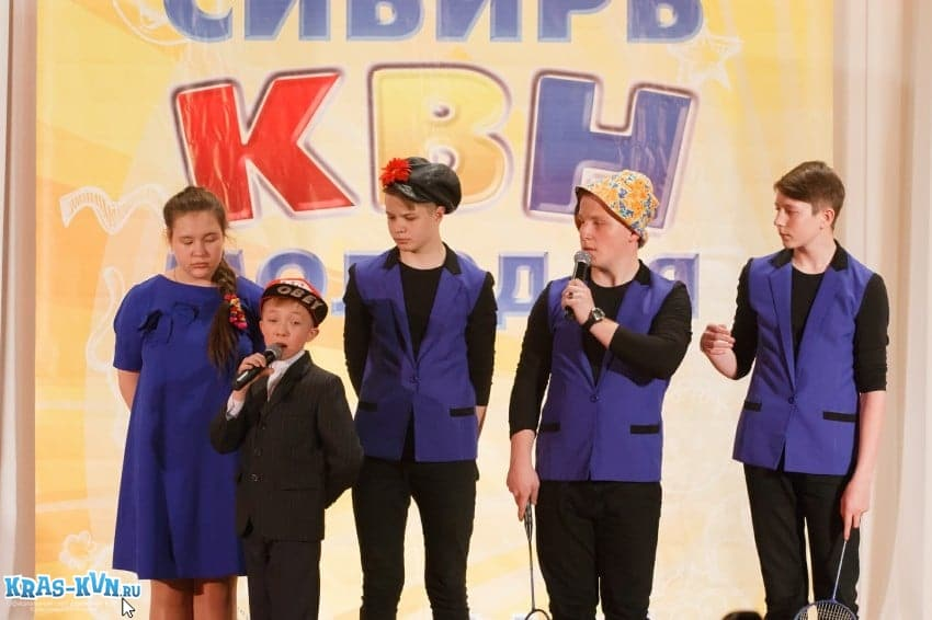 Наши едут в Анапу «Манзязяки» представят Красноярск на фестивале КВН