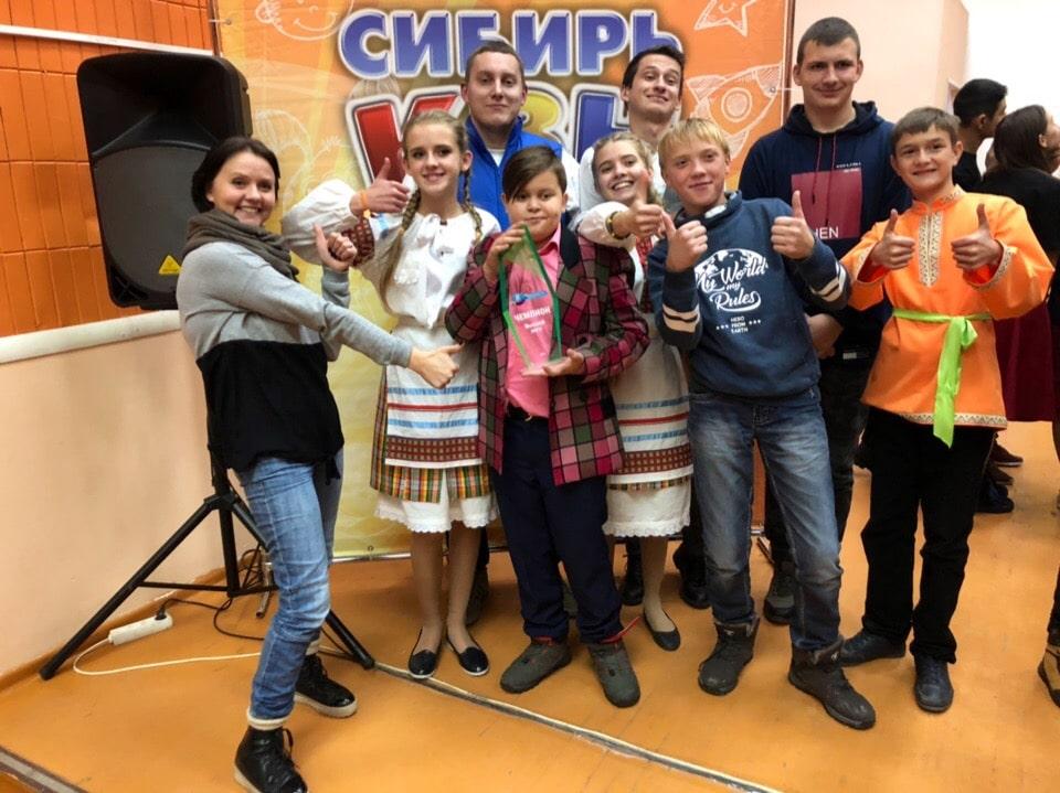 Фестиваль лиги «Сибирь Молодая» Итоги Школы КВН