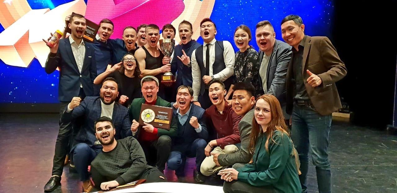 Короткий разговор с чемпионами «Берег Байкала» о себе и об «Азии»