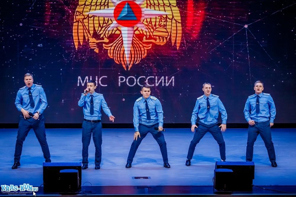 Четвертьфинал официальной лиги МС КВН «КВН на Енисее» Онлайн трансляция